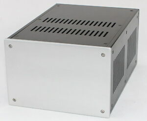 New-aluminum-amp-chassis-DIY-home-audio-amplifier-case-size-310-220-150MM