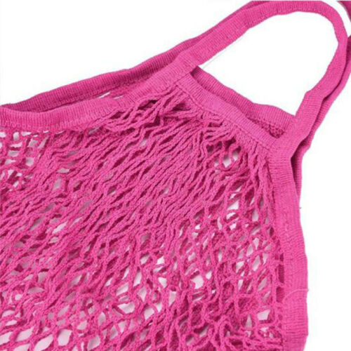 32*40 CM Shopping String Storage Mesh Bag Grocery Handbag Fishnet Woven Net Tote