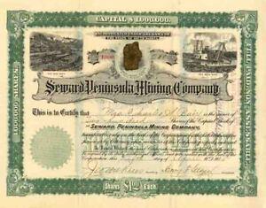 Seward Peninsula Mining Company