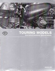 2009 harley davidson touring workshop service repair manual