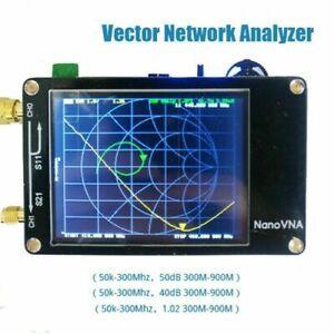 HF VHF UHF UV VNA Vector Network Analyzer Antenna Analyzer +