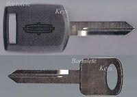 Transponder Key Blank For 2003 2004 2005 2006 2007 Mercury Grand Marquis