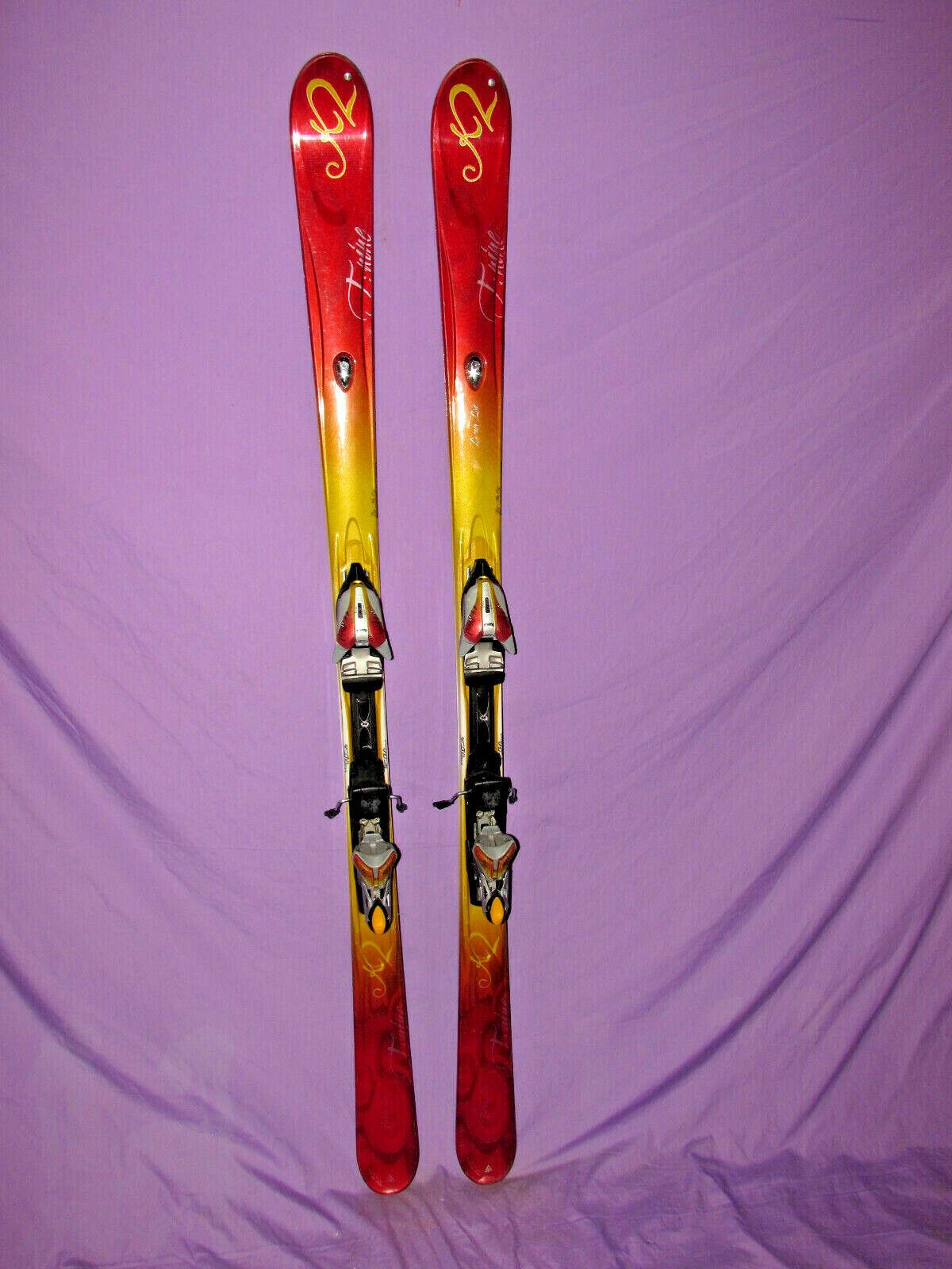 K2 burnin 'luv T  9 T9, 167cm W   marca 11.0, cinta de esquí mod - adj