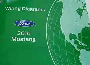 2016 Ford MUSTANG Electrical Wiring Diagrams Diagram ...