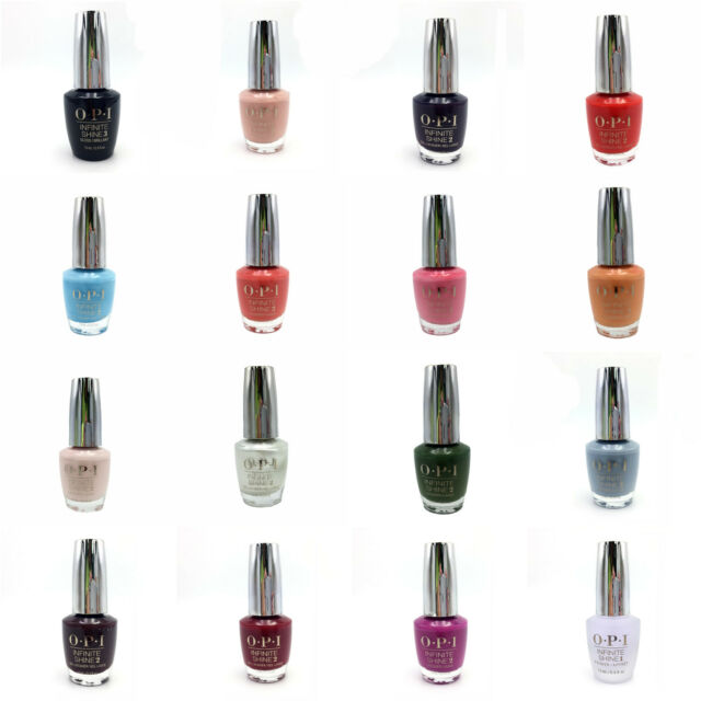 Opi Nail Polish Color Infinite Shine Your Choice Is L01 To Is L60 5oz 15ml