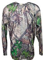 True Timber Men's Hunt Long Sleeve Base Layer Ls Camo Shirt - Tt106