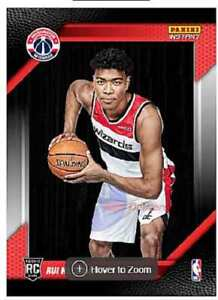 Details About 2019 2020 Rui Hachimura Fl8 First 1st Look Rc Draft Rps Rookie Photo Shoot Ps