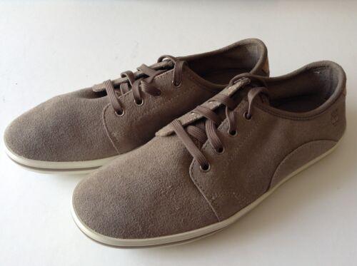 de Uk6 Taupe Box zapatos eu40 para Earthkeepers hombre 5 Timberland cuero New In YTxEFw