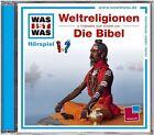Was ist was Hörspiel-CD: Weltreligionen/ Die Bibel (2013)