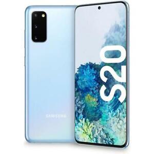 Samsung-Galaxy-S20-SM-G980-8-128GB-RAM-Dual-Sim-ITALIA-4G-LTE-CLOUD-BLUE