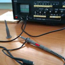 New Listingoscilloscope Probe Scope Clip Test Lead Set For P6100 100mhz Hp Tektrokw