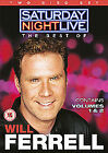 Saturday Night Live - The Best Of Will Ferrell Vol.1 and 2 (DVD, 2007, 2-Disc Set)