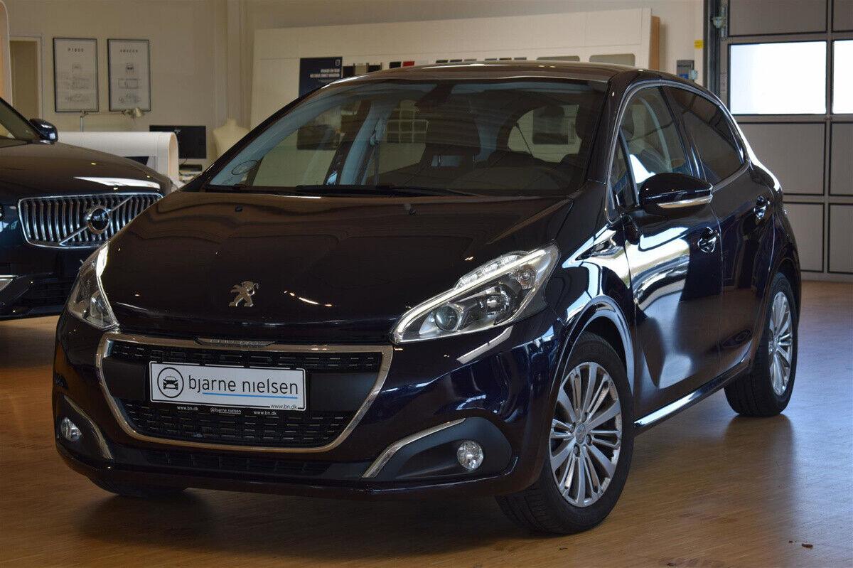 Peugeot 208 Billede 0