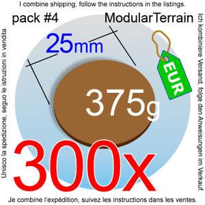 300x-MDF-25mm-ROUND-BASE-CIRCULAR-DM-BOIS-SOCLE-ROND-CIRCLE-WAR-HAMMER-INFINITY