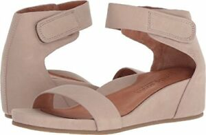 15a3b25a5153 Gentle Souls by Kenneth Cole Womens Gianna Wedge Sandal W  Ankle ...
