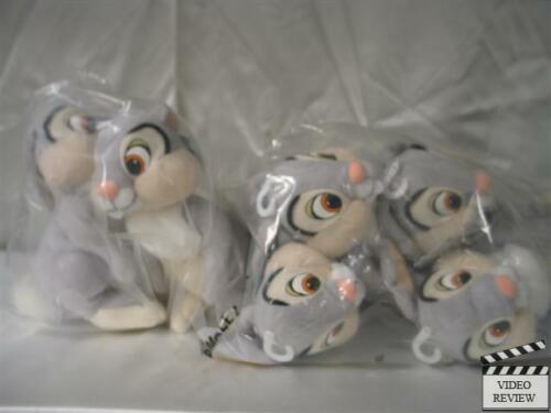 Thumper - Disney's Bambi plush doll Applause (One toy from a new sealed bag)
