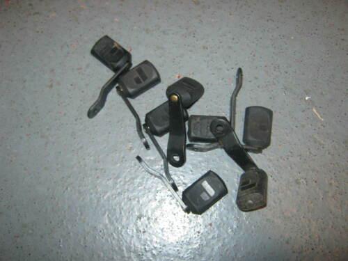set of 8 spincast reel handles