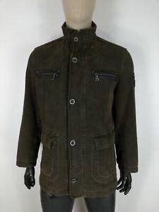 BUGATTI-Cappotto-Giubbotto-Giubbino-Jacket-Coat-Giacca-Tg-54-Uomo-C1