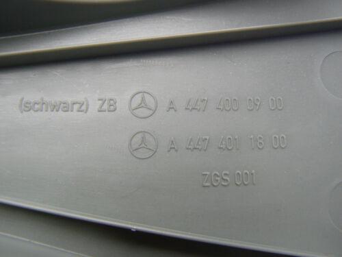 w447 16 pollici 4 pezzi copri ruota 4474000900 ORIGINALE MERCEDES CLASSE V//VITO