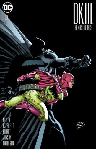 DARK KNIGHT III #6 NEAR MINT 2015 UNREAD DC COMICS bin-2017-7576