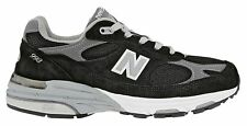 New Balance Women's Classic 993 Running Shoes Black with Grey