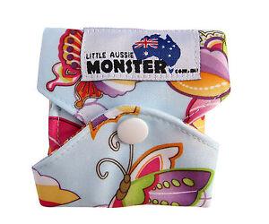 Cloth-Menstrual-Pads-Bamboo-Charcol-Reusable-Sanitary-Pad-Butterfly-MEDIUM