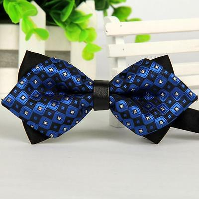 Classic Fashion Men Adjustable Novelty Tuxedo Wedding Bowtie Bow Tie Necktie NEW