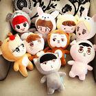 23CM Kpop EXO xoxo planet #2 EXO Plush Toy chanyeol chen kai suho sehun Doll