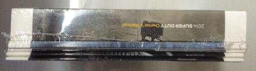 2014 Ford F250 F350 F450 F550 Pickup Truck Owner/'s Owners Owner Manual A321AA