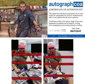 ANTONY-STARR-signed-Autographed-034-BANSHEE-034-8X10-PHOTO-H-PROOF-Hood-ACOA-COA