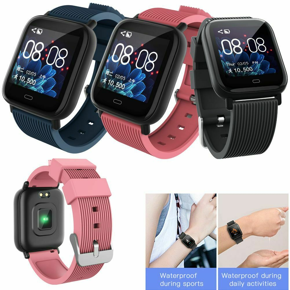 Bluetooth Smart Watch Heart Rate Monitor Phone Mate for iPhone Samsung LG Huawei bluetooth Featured for heart iphone mate monitor phone rate smart watch