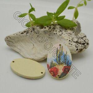 2-PZ-Ciondoli-Elemento-2-FORI-pendente-in-legno-con-disegno-cactus-20-x-30-mm-ov