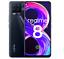 "miniatura 1 - REALME 8 PRO PUNK BLACK 128GB ROM 8GB RAM 4G/LTE DUAL SIM ANDROID DISPLAY 6.43"""