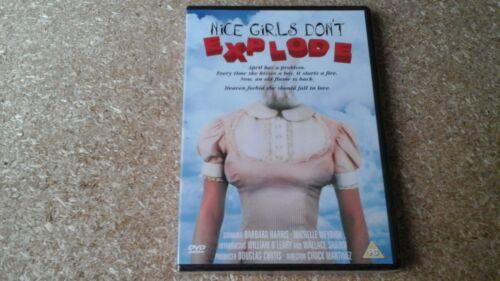 1 of 1 - Nice Girls Don't Explode (DVD, 2004) New