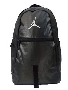 Image is loading Nike-Jordan-Air-Jumpman-Reflector-Laptop-Backpack-9A1810- eb8f94e3966e8