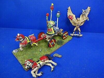 Caritatevole Rar! Volkmar Su Guerra Altare Del Impero In Metallo-mostra Il Titolo Originale