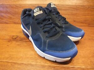 a4e11d5a25 Nike Air Max Sequent Navy Running Shoes Trainers UK 4 EU 36.5 | eBay