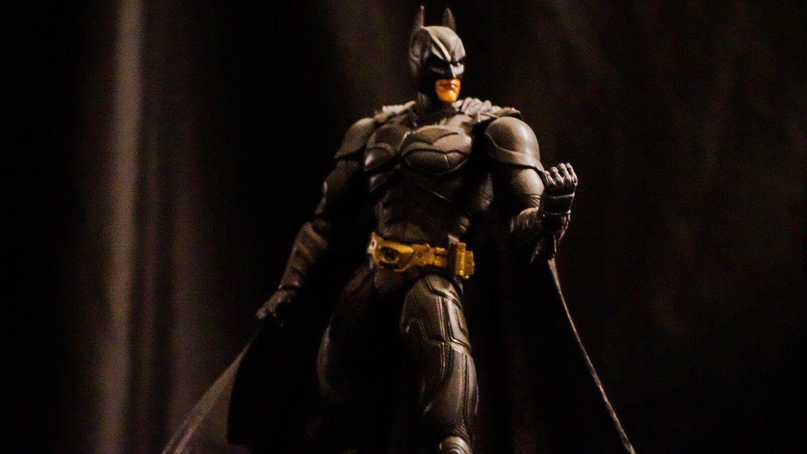 Square Enix Play Arts Kai Dark Knight Rises Batman Figure