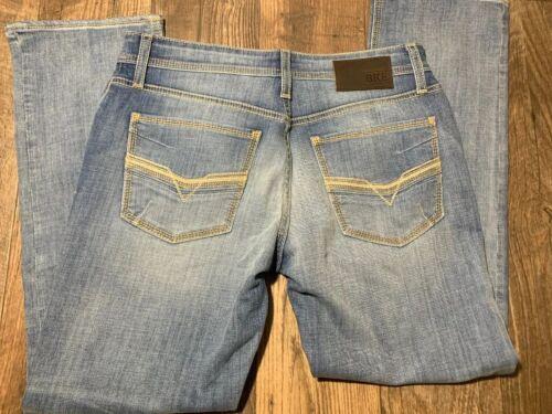 Jake Stretch Boot Jeans Jean da New uomo In Abell Bke Avtx5EUqWw