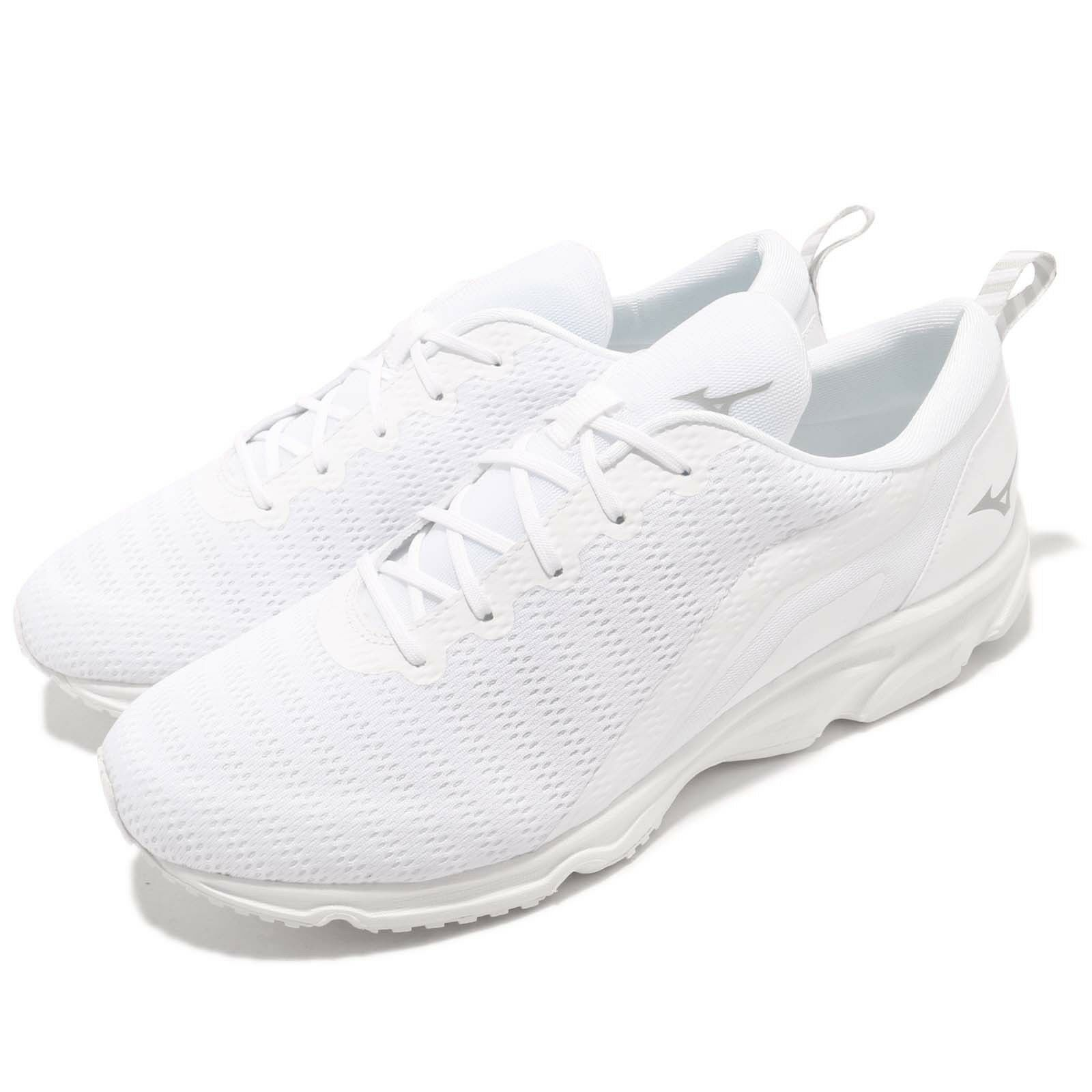 Mizuno EzRun To White Men Running Training shoes Sneakers J1GC1855-01