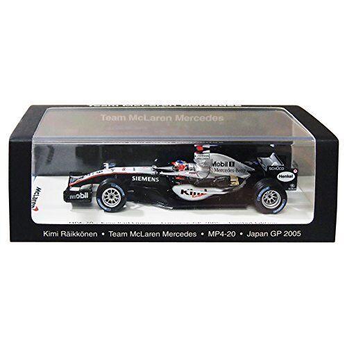 Spark  McLaren MP4-20 2005 Japan GP Winner  9 Kimi Raikkonen VMM1376.