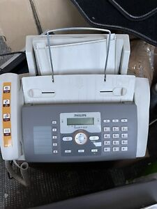 Fax Telefono Philips Faxjet 325