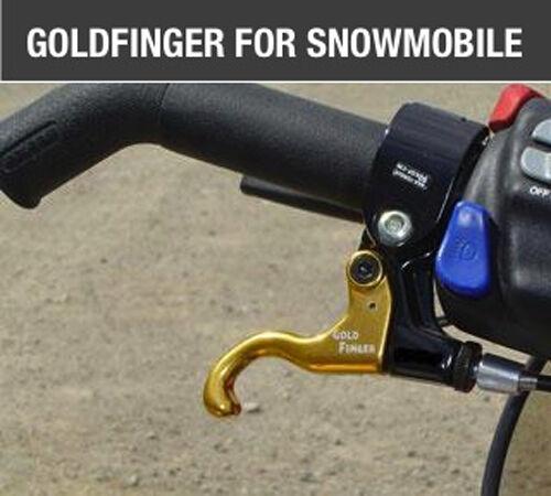 goldfinger Left  hand thredtle kit, Yamaha, RX1, Viper  new sadie