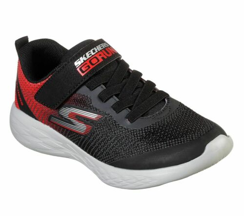 Skechers Boys GO RUN 600 FARROX Sneakers Kinder Schuhe Schwarz