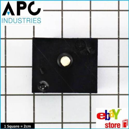 GENUINE CHEF SIMPSON COOKTOP HOTPLATE INFINITE SWITCH MP101 PART # 0534001654