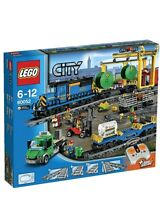 Lego City Cargo Train 60052 Brand Sealed