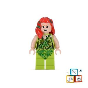 LEGO Superheroes Arkham Asylum Poison Ivy Minifigure Split from Set 10937 New - Milton Keynes, Buckinghamshire, United Kingdom - LEGO Superheroes Arkham Asylum Poison Ivy Minifigure Split from Set 10937 New - Milton Keynes, Buckinghamshire, United Kingdom
