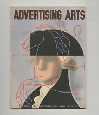 1932 Boris Artzybasheff ADVERTISING ARTS Dorwin Teague MURALS WPA Graphic Design