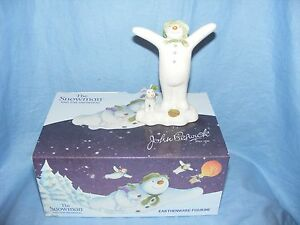 John-Beswick-The-Snowman-And-The-Snowdog-Coming-Alive-JBS14-Raymond-Briggs-NEW