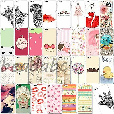 "For Apple iPhone 6 4.7"" 6 Plus 5.5"" Case Cover Classic Painted Phone Hard Skins"